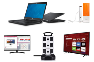 Save Big on Dell Laptops, HDTVs, Monitors and More