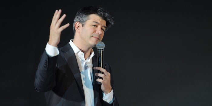 Uber Founder Resigns From Trump Council. Read His Full Text Explanation.
