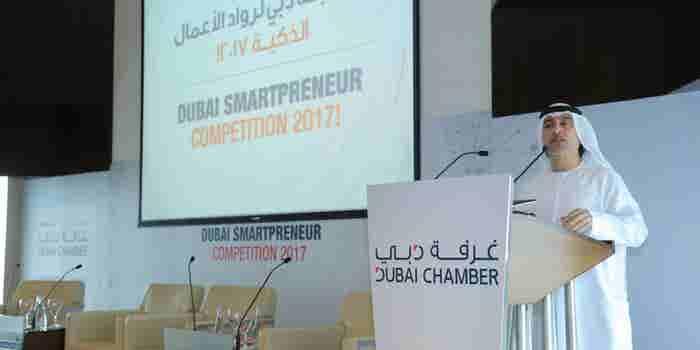 Dubai Chamber And Smart Dubai Are Back With Smartpreneur Competition