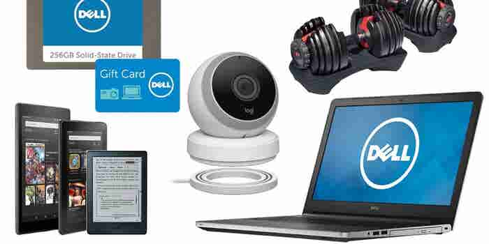 Act Fast: Great Deals on Dell Laptops, Hard Drives, Tablets and More