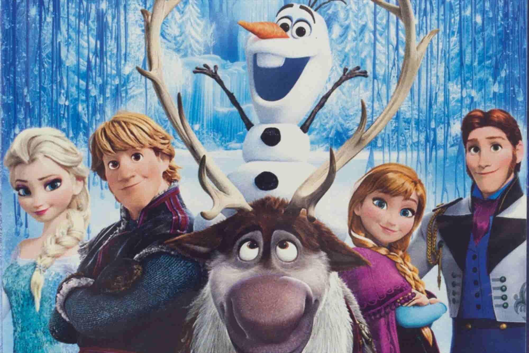 5 lecciones de Frozen para tu negocio