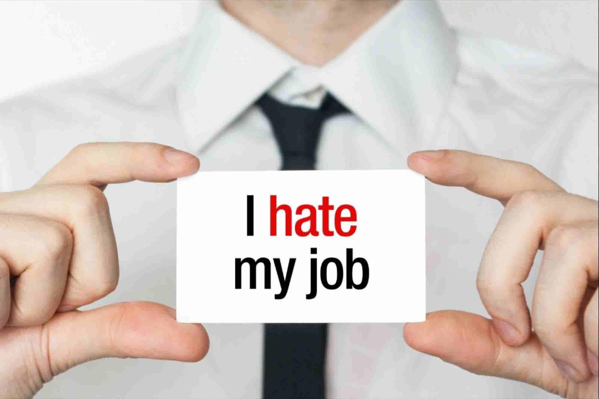 10 cosas que hacer antes de renunciar