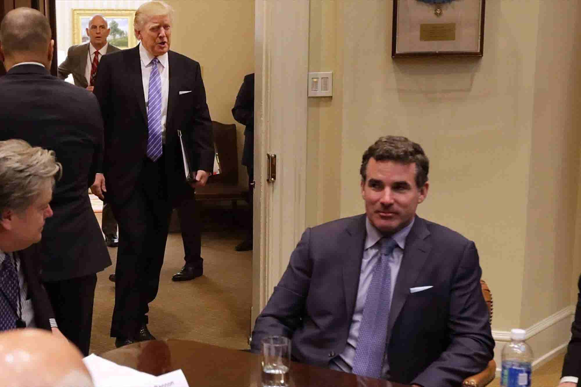 Under Armour CEO: Trump Is 'a Real Asset for the Country'