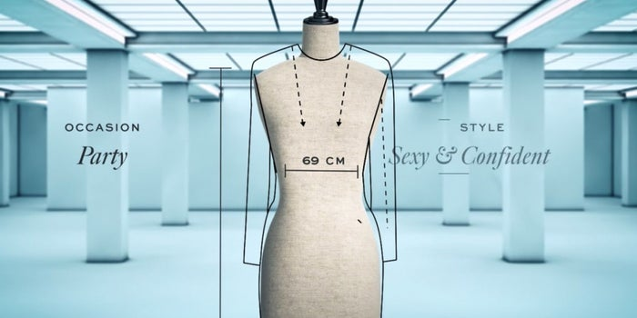 Google and H&M Will Make You a Custom Dress Based on Your Smartphone Data