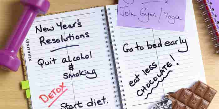 3 Ways to Reboot Your Failing New Year's Resolutions