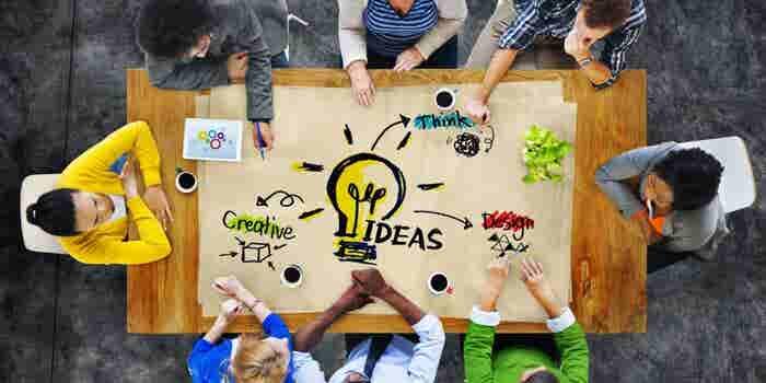 4 sencillos pasos para crear tu propio departamento de innovación