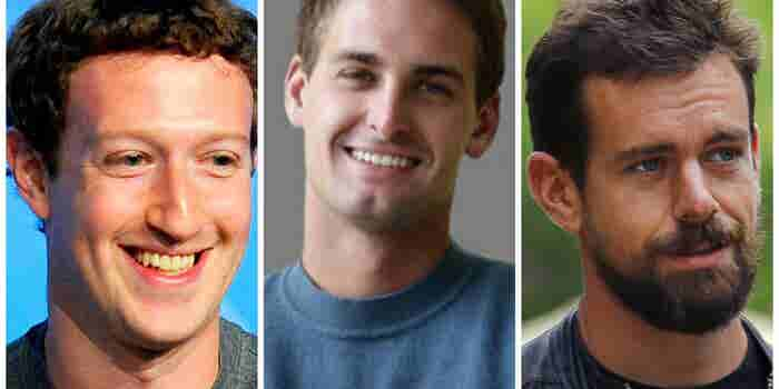 Want To Be Zuck, Spiegel, Dorsey ? These #4 Traits Could Make You Them