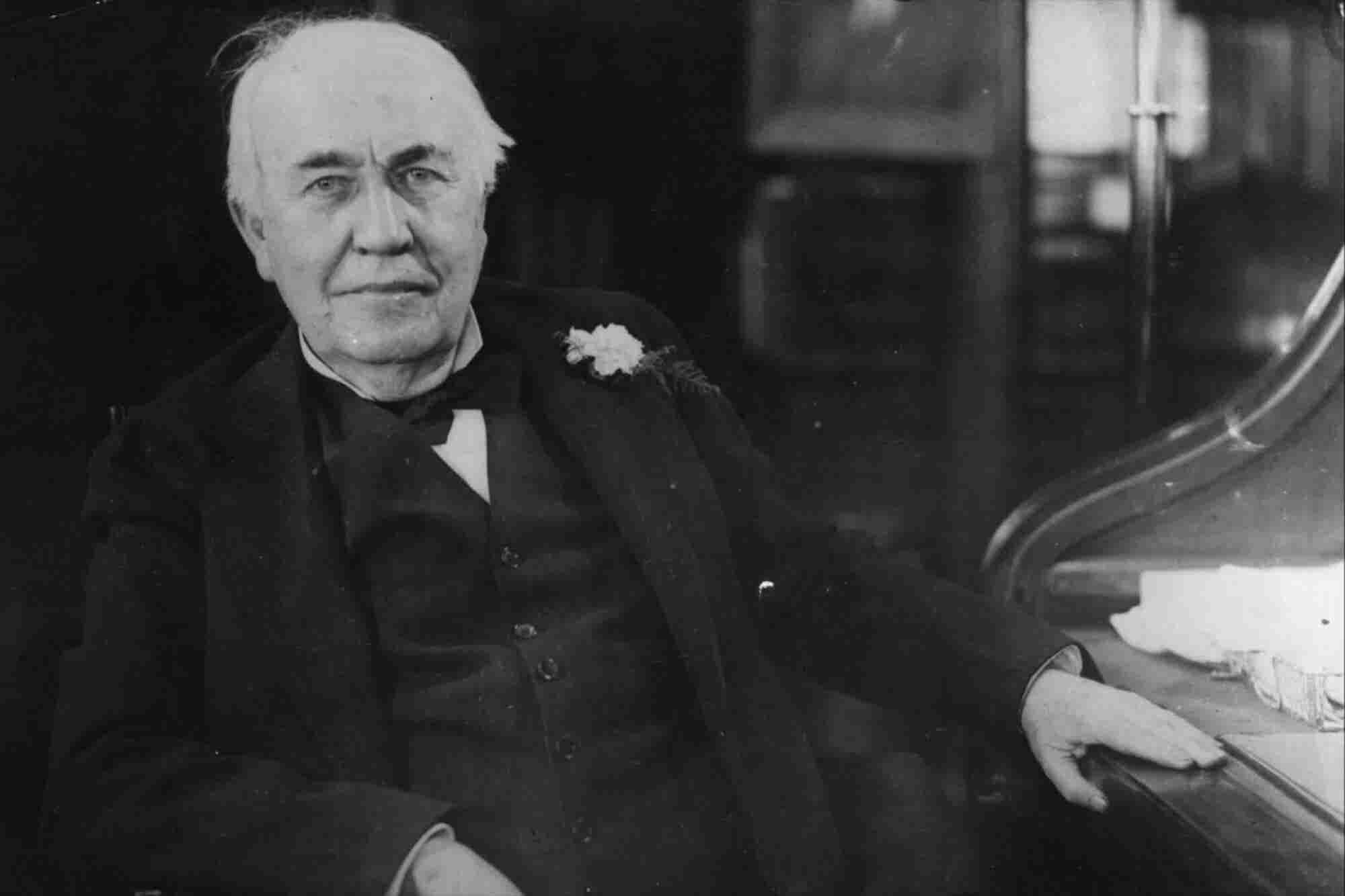 8 Facts to Amaze and Inspire On Thomas Edison's Birthday