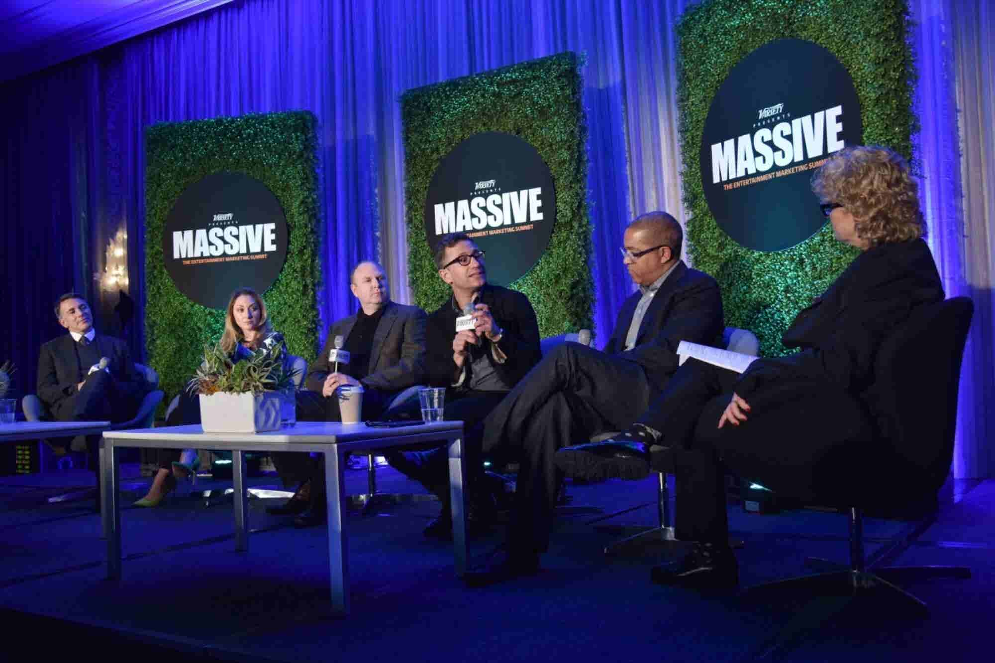 Reduced Tickets to Variety's MASSIVE: The Entertainment Marketing Summit