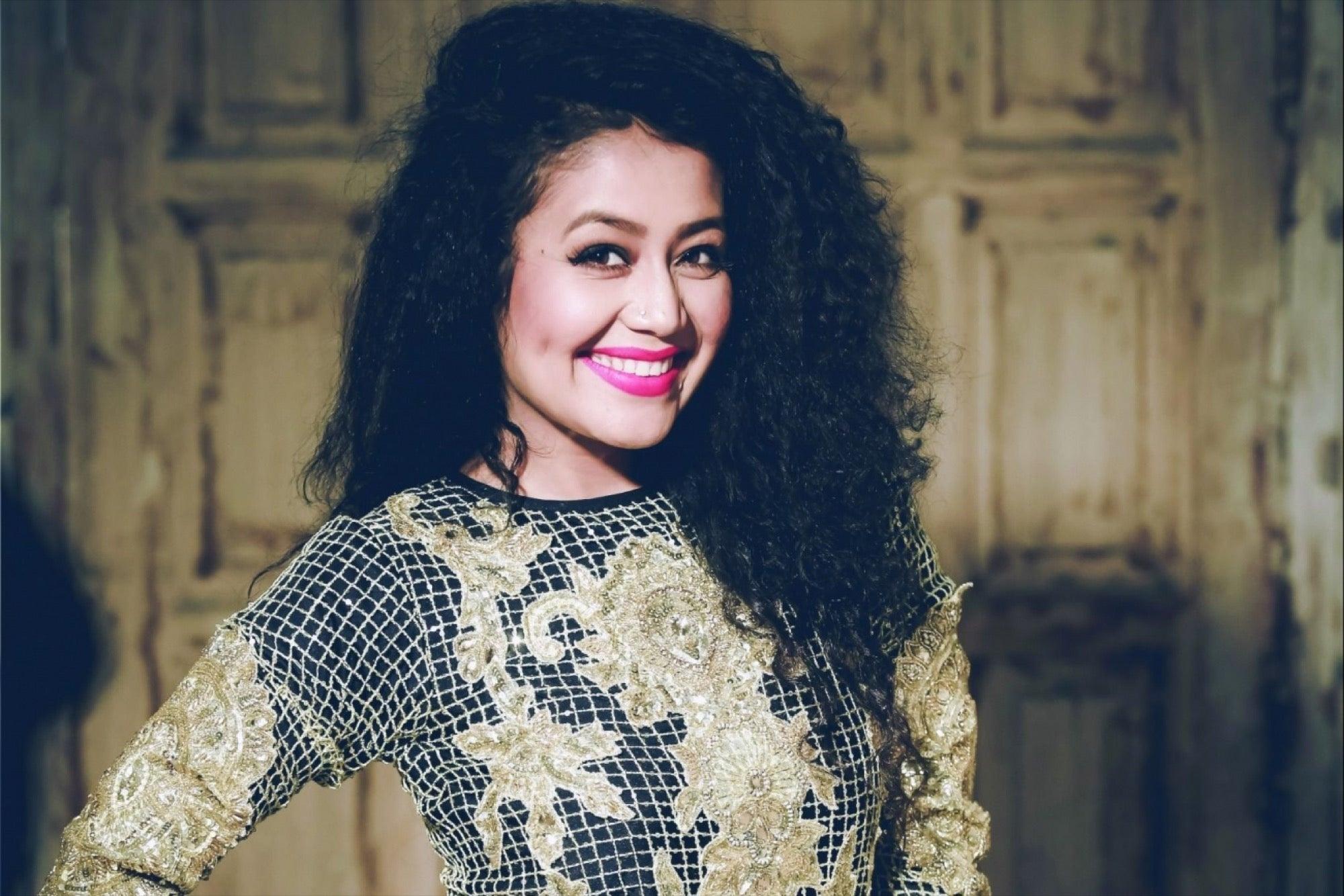 Meet The Indian Shakira Of The Film Industry Neha Kakkar