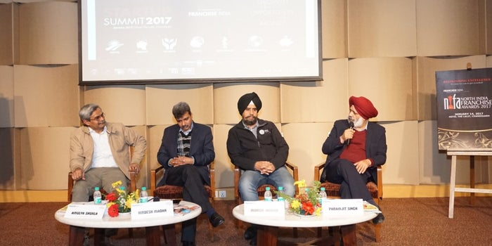 Chandigarh Stage Proved Superb For Start-ups