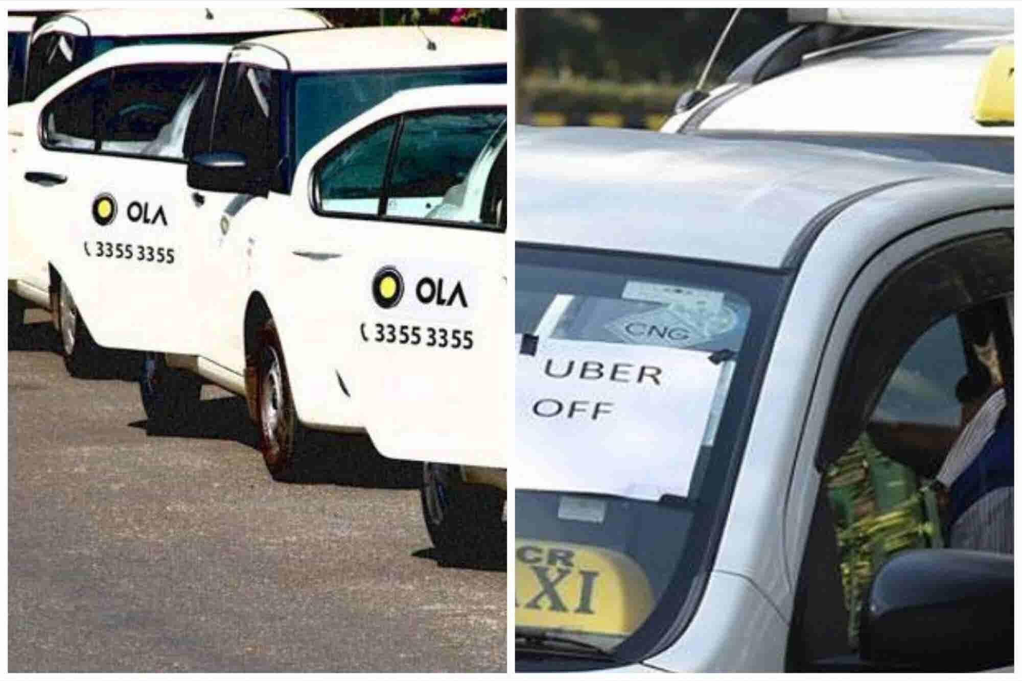State V/s Cab Aggregators. Who Benefits?