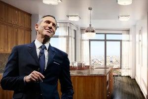 Tour The $40 Million Manhattan Penthouse Bought By Starbucks CEO Howard Schultz