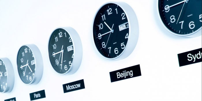 What Any Startup Can Learn From This 1 Company That's Scattered Across 11 Time Zones