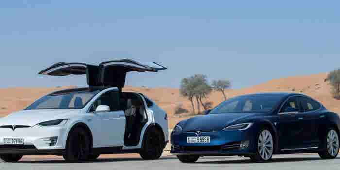 With CEO Elon Musk In Attendance, Tesla Officially Launches In The UAE