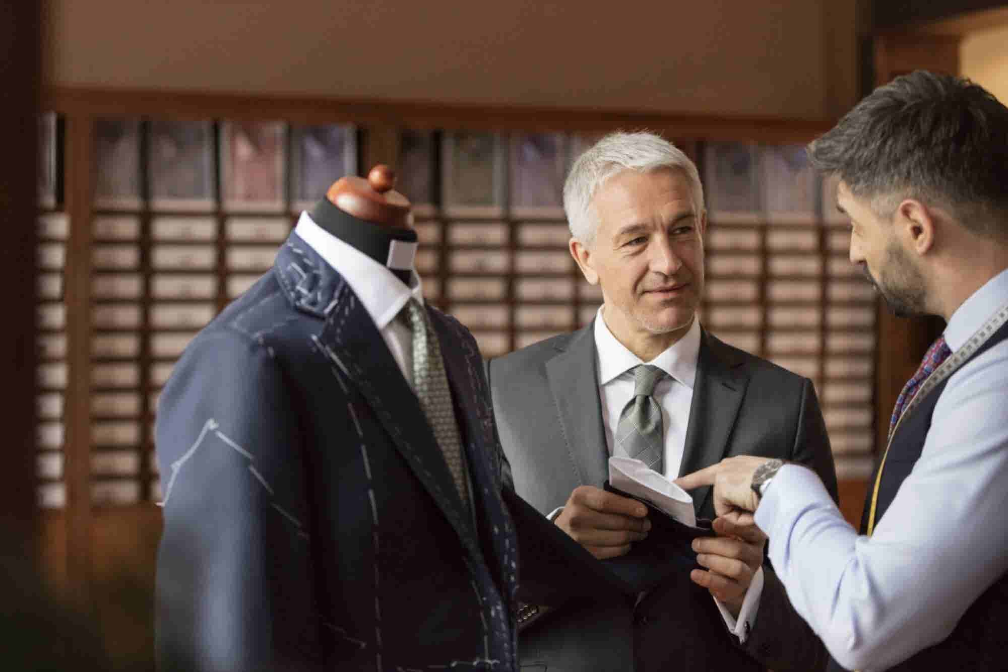 How a Trio of Apps Helped a Custom Menswear Shop Thrive