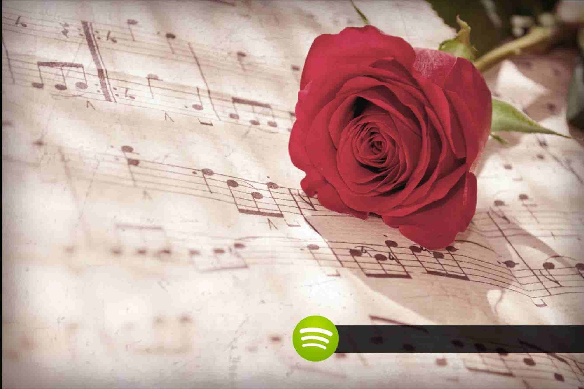 Estas son las canciones más escuchadas en San Valentín (según YouTube)