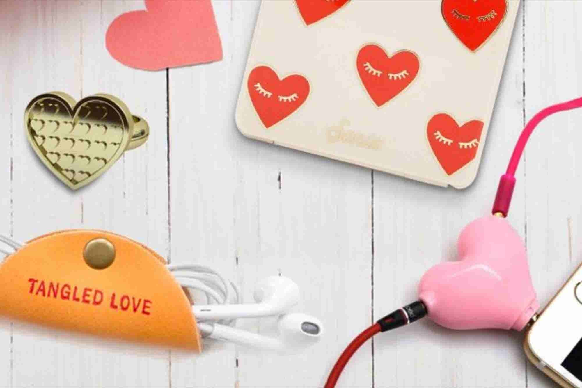 Gift Ideas for Your High-Tech Valentine