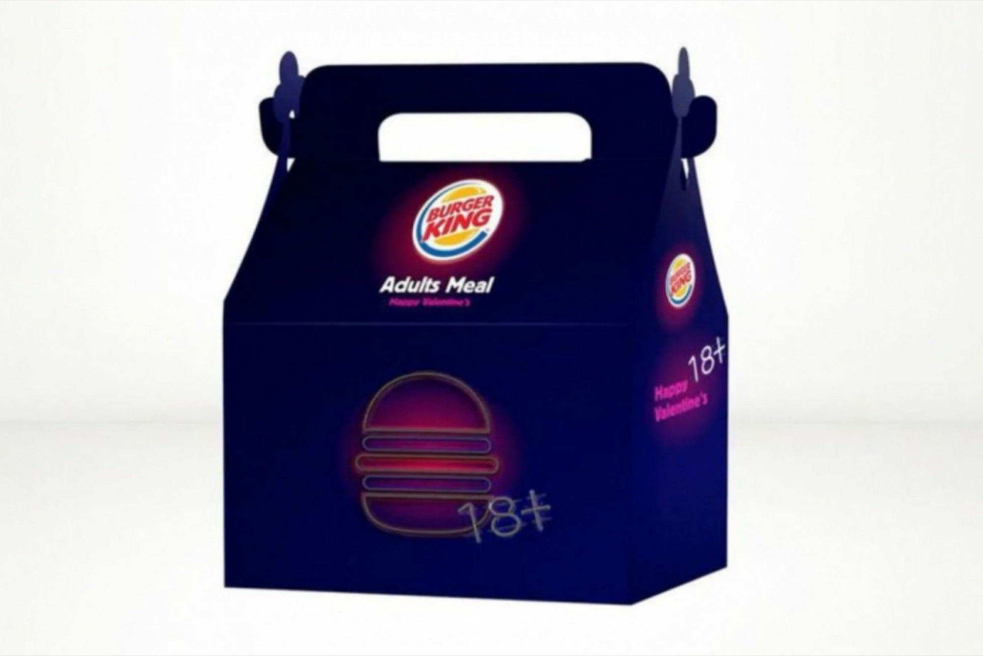 Eróticos En Burger San Valentín Ofreció Juguetes King yPwvNOmn08