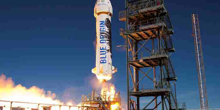 What Will It Be Like to Fly in a Blue Origin Spaceship?
