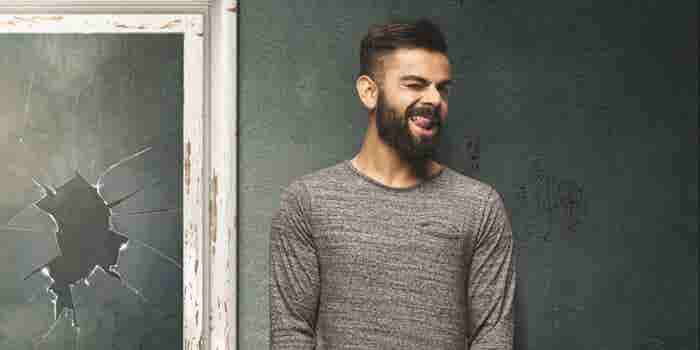 How Virat has Given Perfect Direction To His never-say-die Attitude