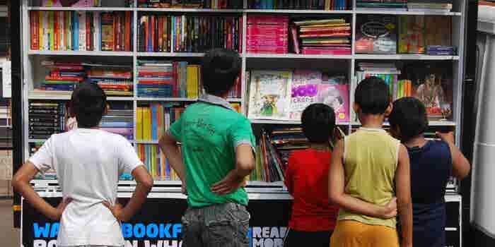 Why 'Walking BookFairs' is Probably The Country's Only Book Mobile