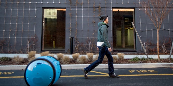 This Robot Will Carry Your Stuff and Follow You Everywhere
