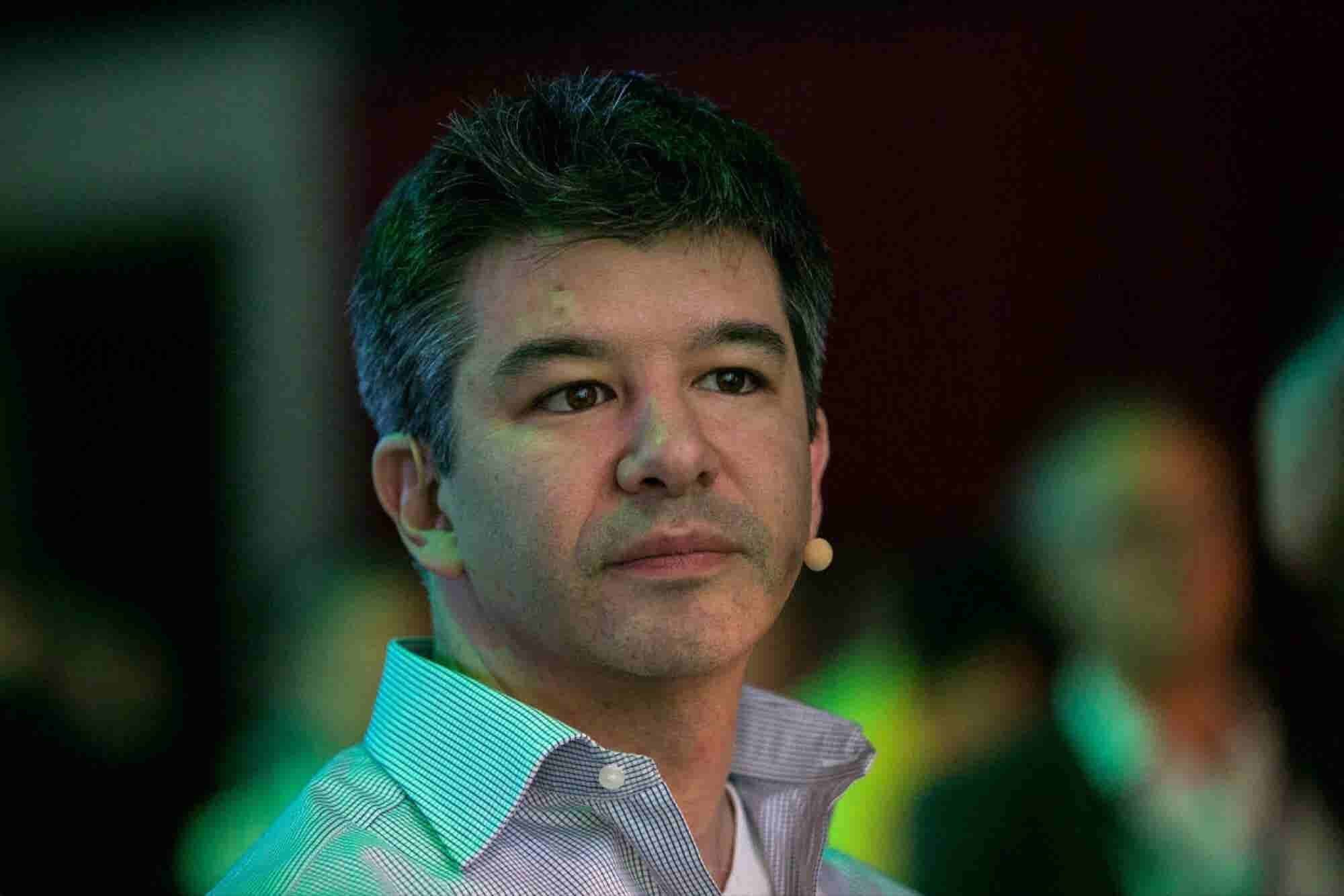 Uber CEO Travis Kalanick Launches Investigation Into Sexual Harassment Claims