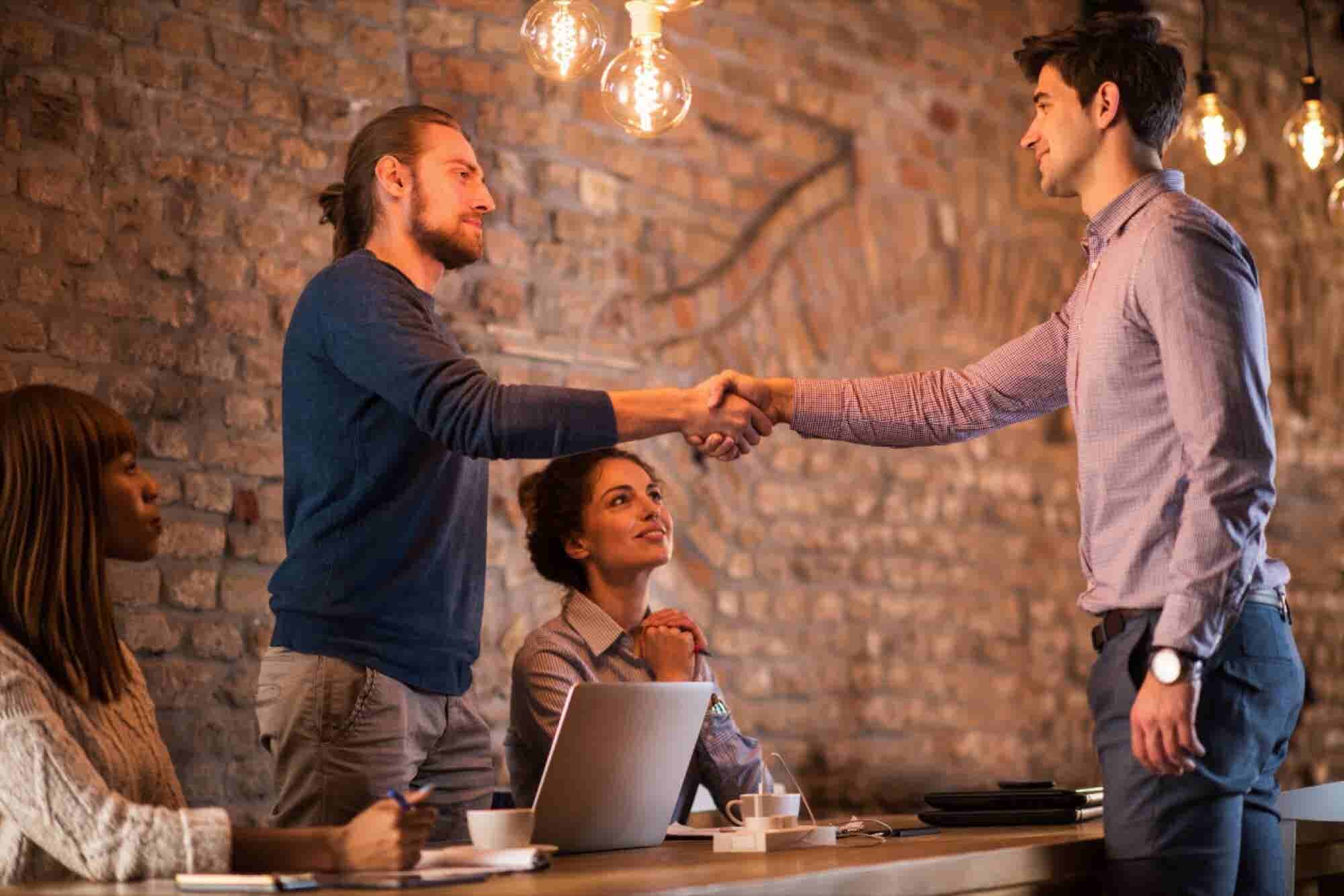 10 Steps to Hiring Your Startup's World-Beating A-Team