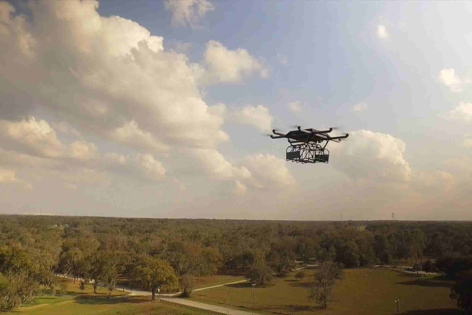 UPS Tests Drone-Based Package Deliveries