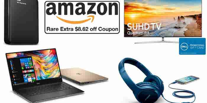 Today Only, Save Up to 17 Percent on an Amazon Order of $50 or More