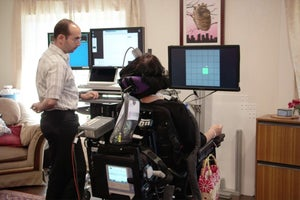 Stanford Develops Computer That Literally Plugs Into People's Brains