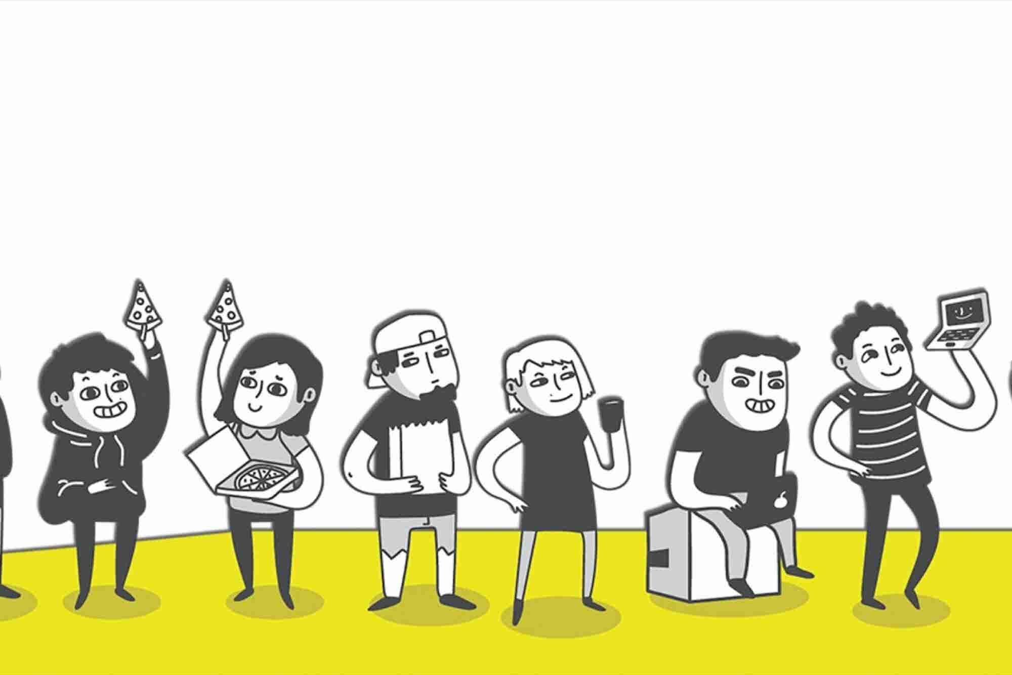 Infografía: 8 niveles de las startups exitosas