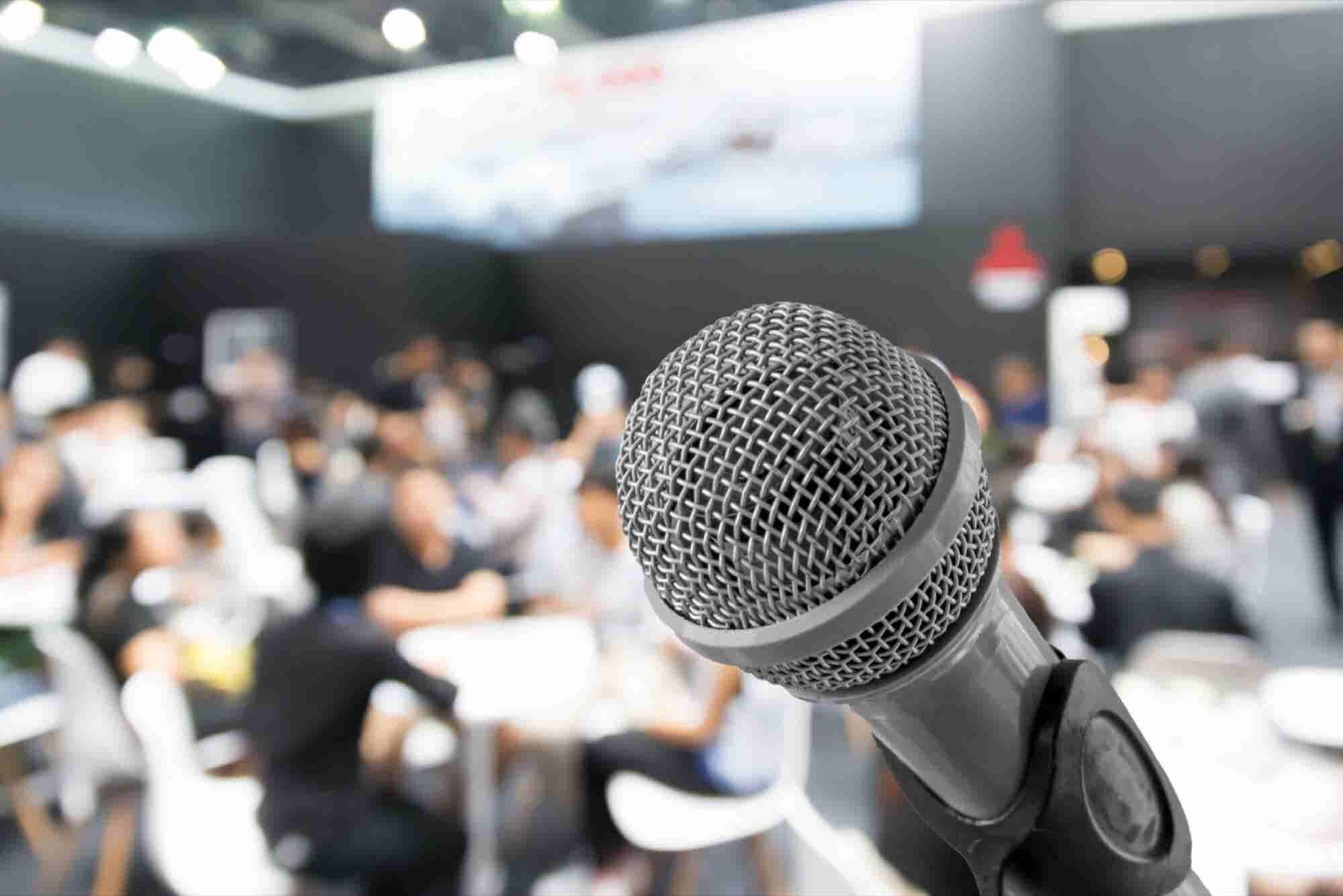 4 Keys to a Successful TEDx Talk