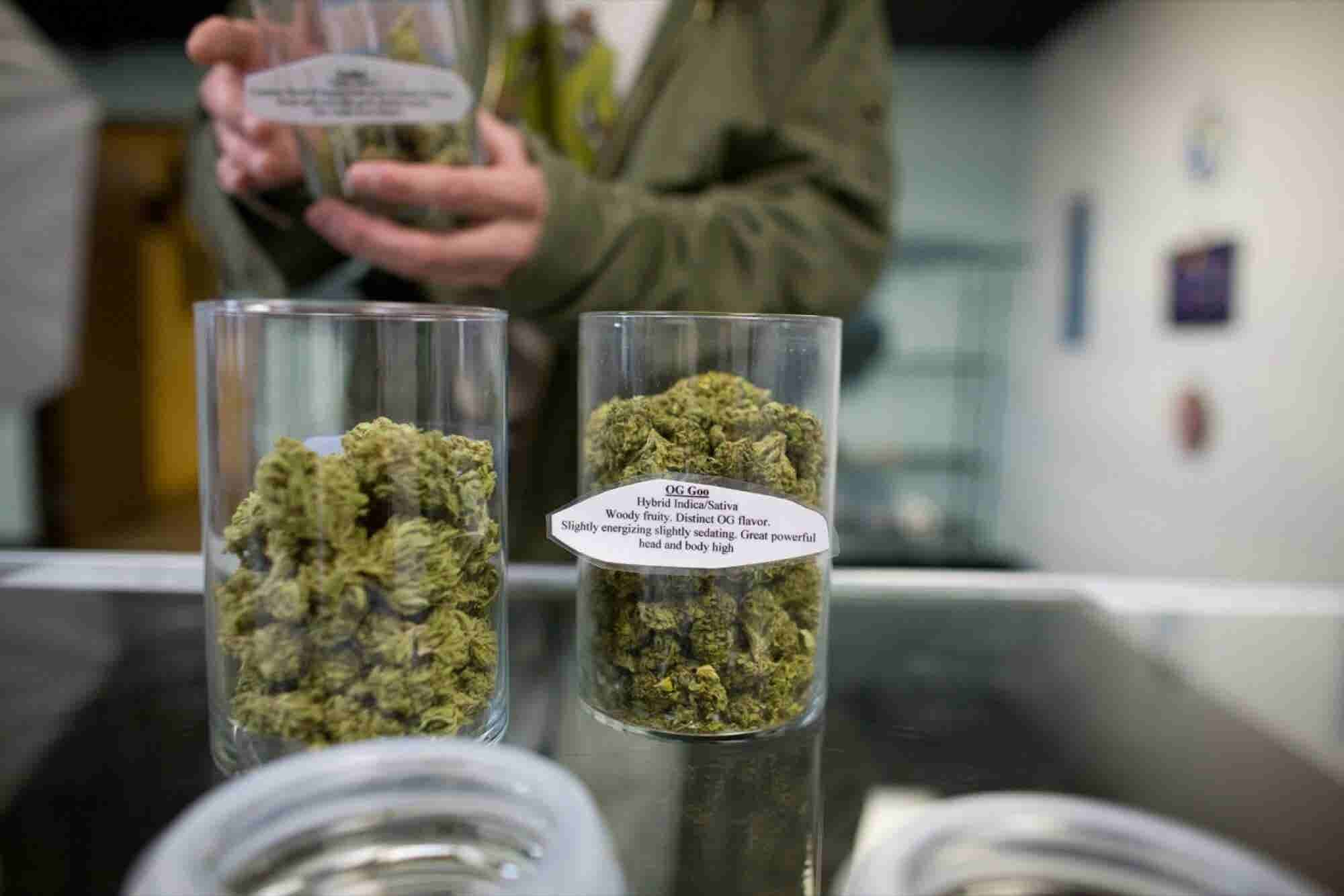 How Do We Measure the Statistical Significance of Legal Cannabis?