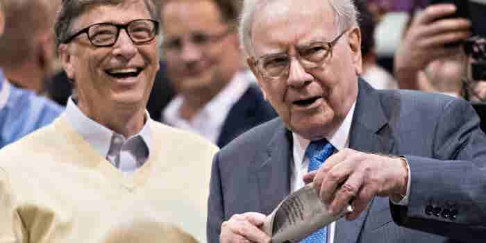 Warren Buffett and Bill Gates's Top Secret to Success
