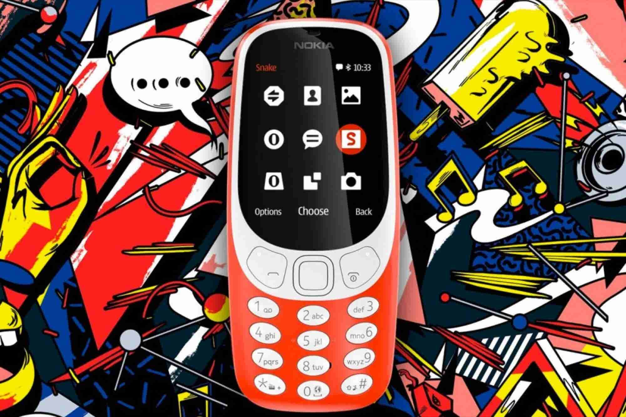 Miss Playing Snake? The Nokia 3310 Is Back.