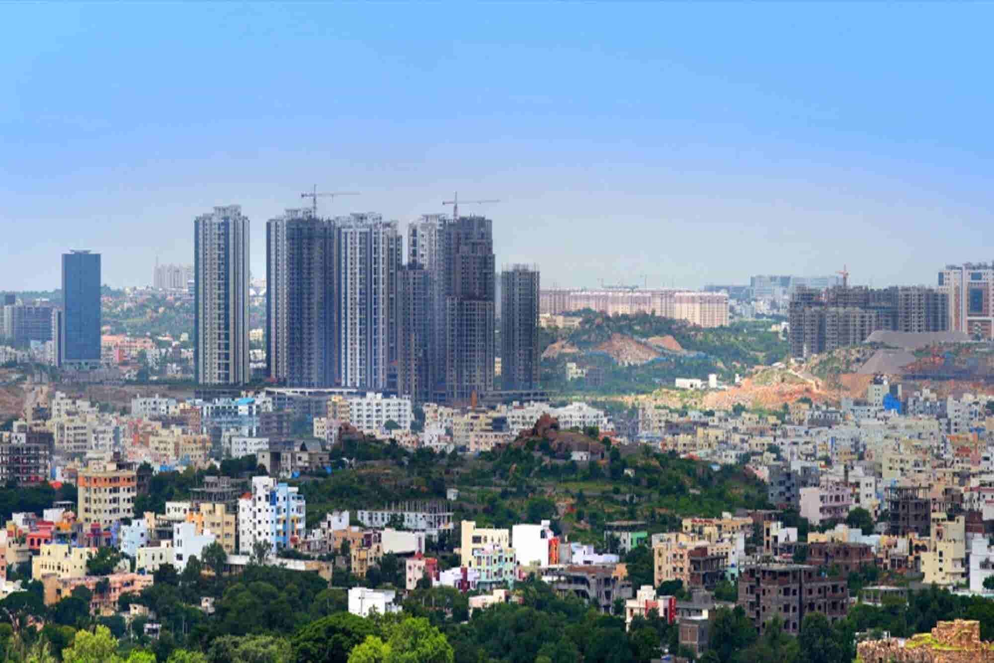 Hyderabad Touted To Be The Next Silicon Valley of India