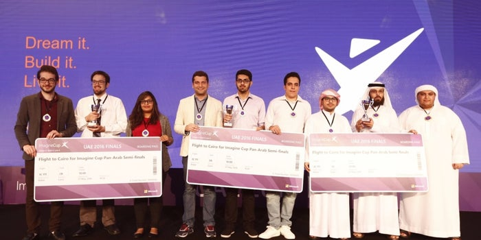 Microsoft Launches UAE Edition Of Imagine Cup 2017 With Emaar Properties