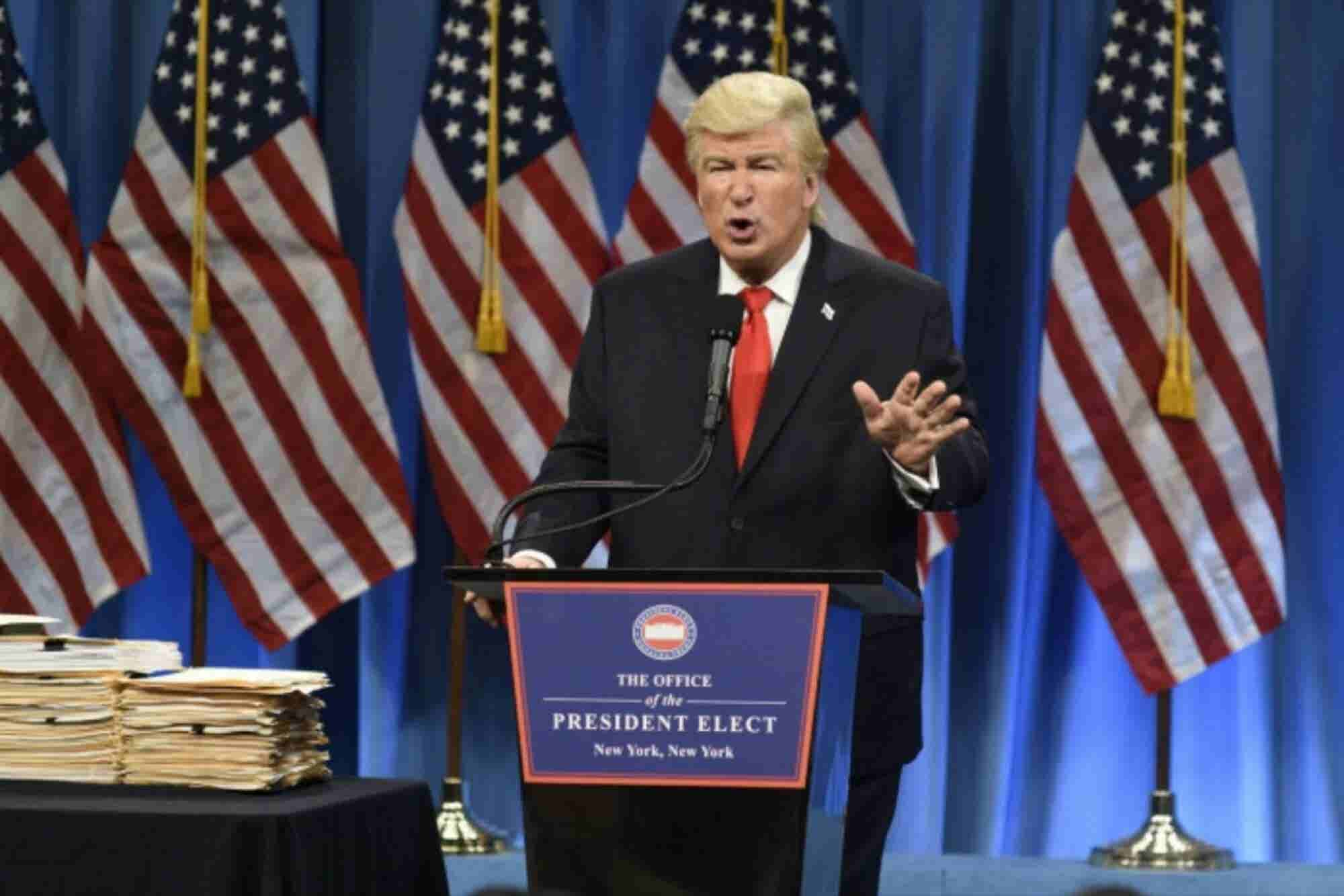 5 lecciones de marketing de Saturday Night Live en la era de Trump