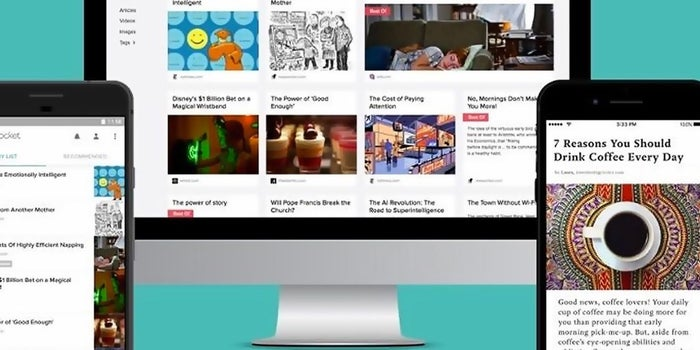 Mozilla Buys Bookmarking App Pocket