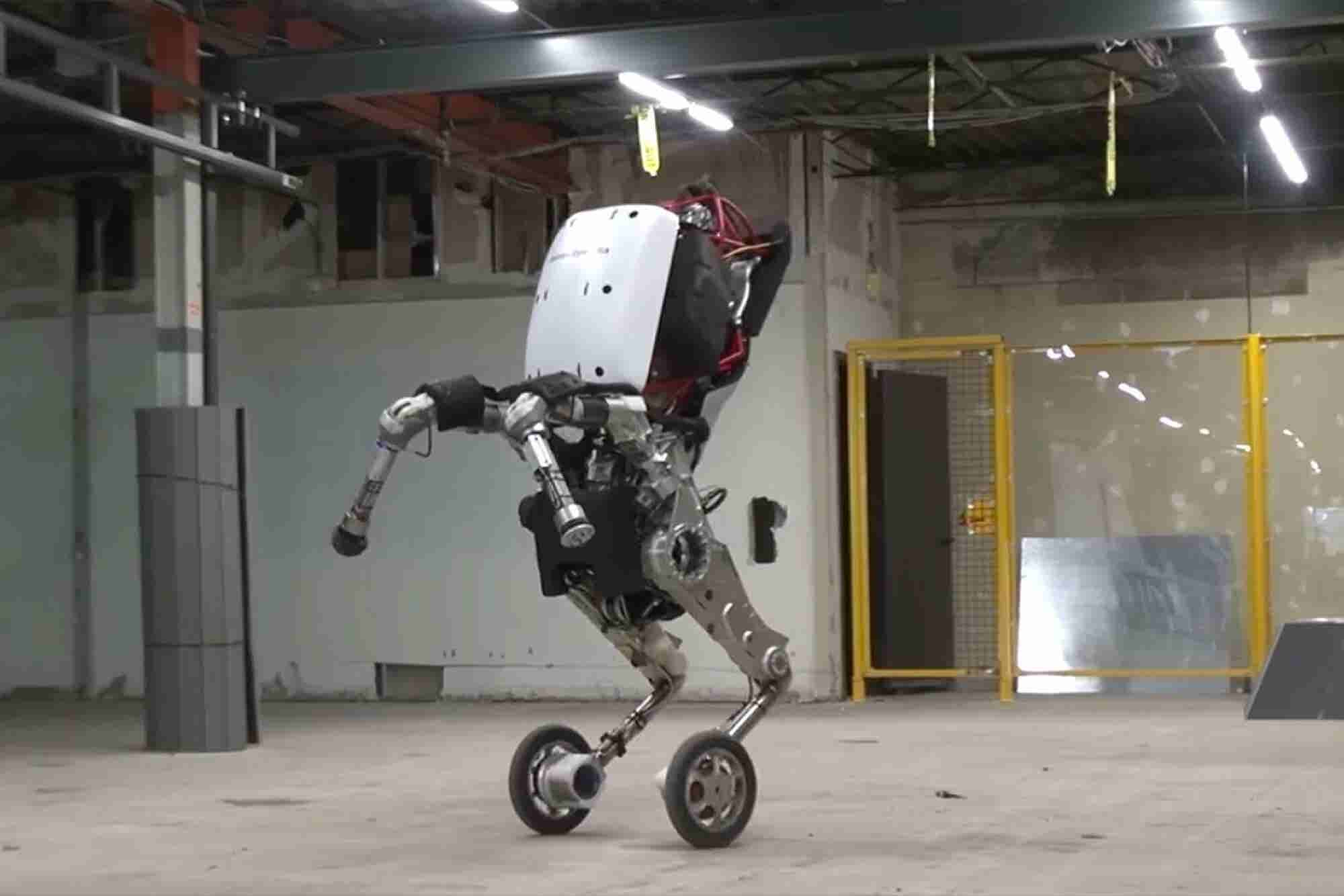 These Absolutely Frightening Robots Will Give You Nightmares