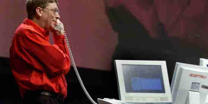 That Time Bill Gates Answered a Tech Support Call ... and Crushed It