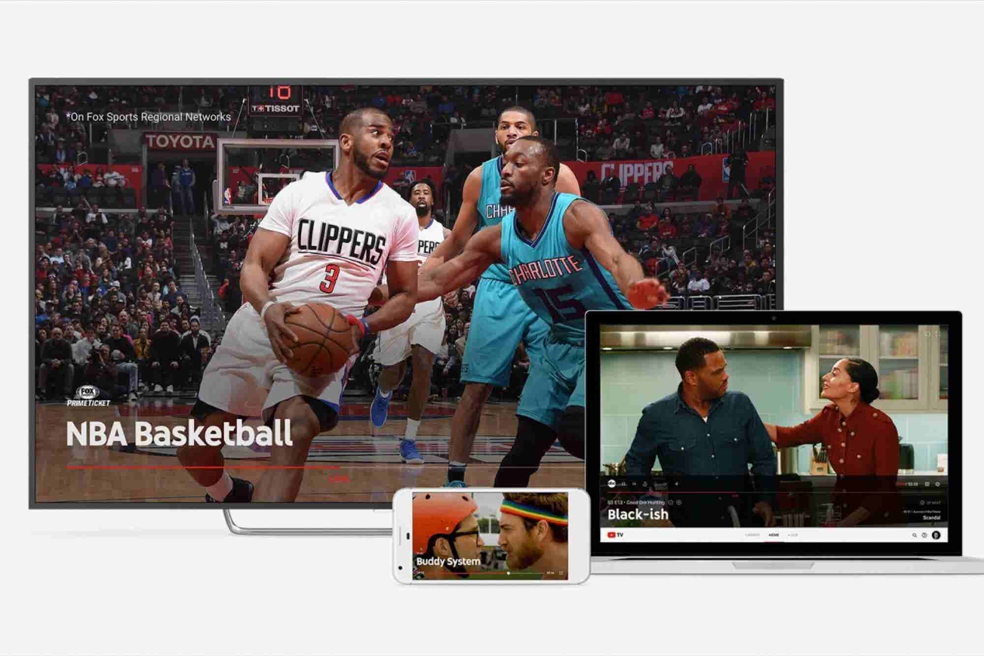 You Can Cut the Cord With YouTube TV for $35 a Month
