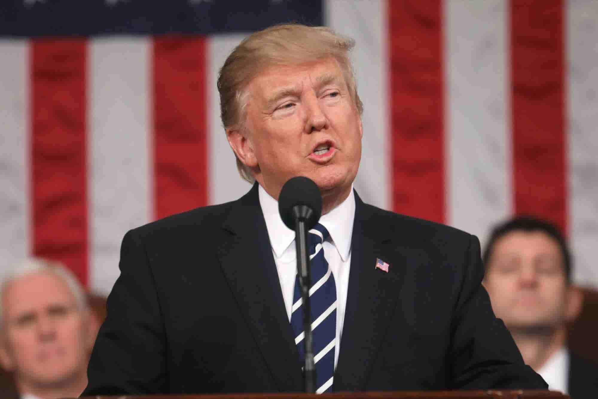 3 Things Entrepreneurs Should Know About President Trump's Speech to Congress