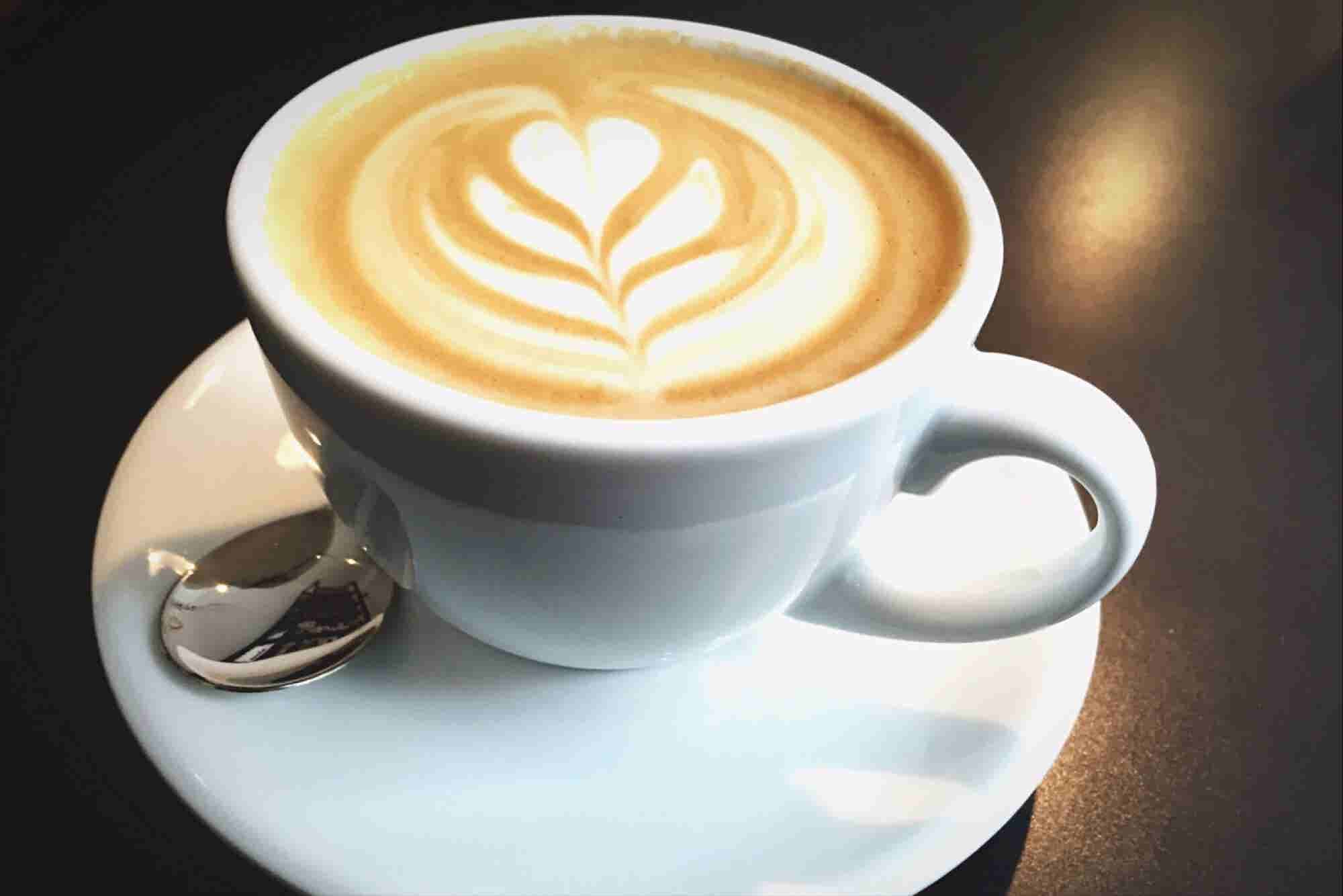 How a Coffee Startup Chose its Crowdsourced Logo