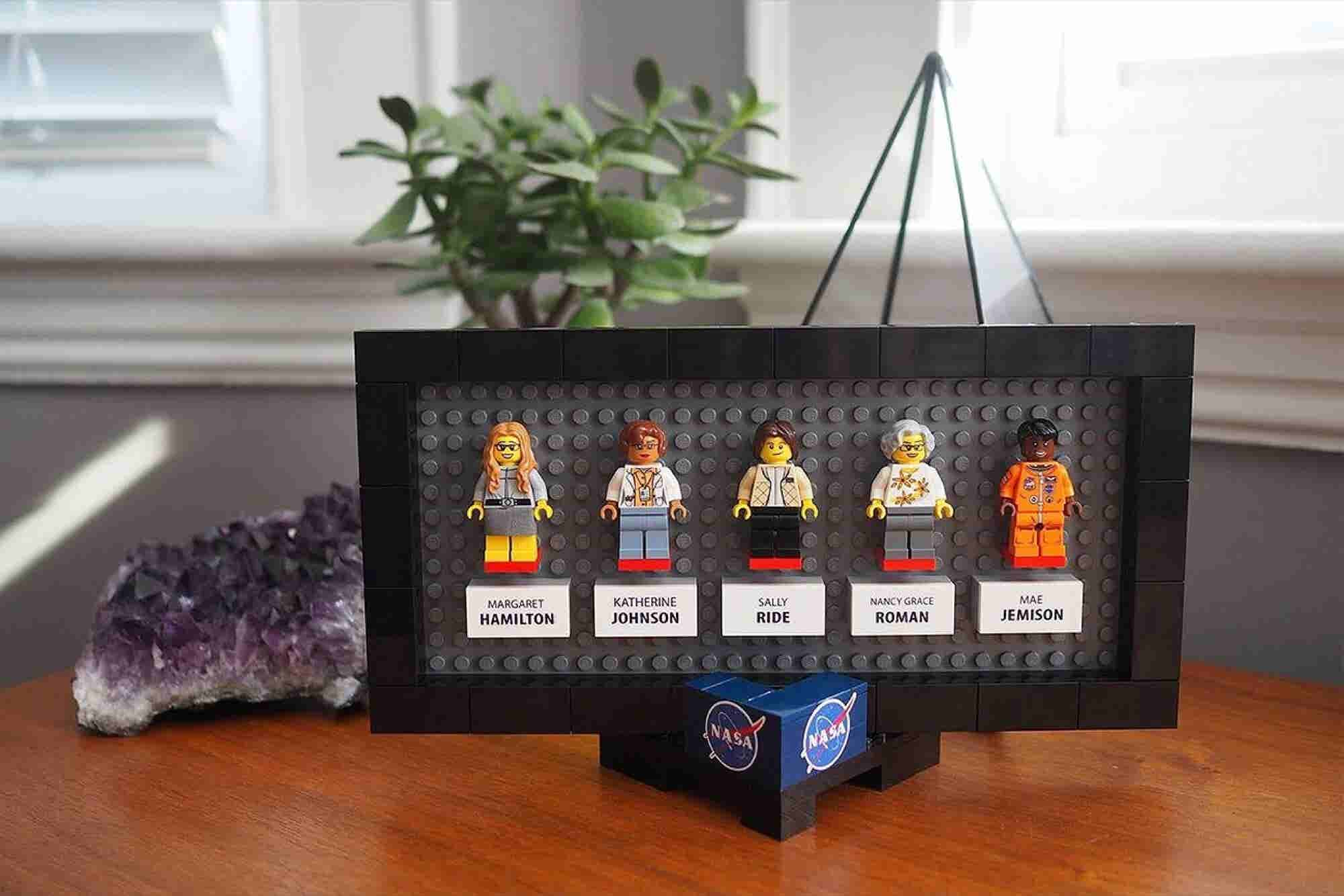 Check Out This Stellar Women of NASA Lego Set