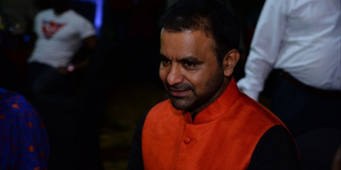 41-Yr Old Indian Minister Tells Us Why the Youth Should Choose Politics as a Career Today