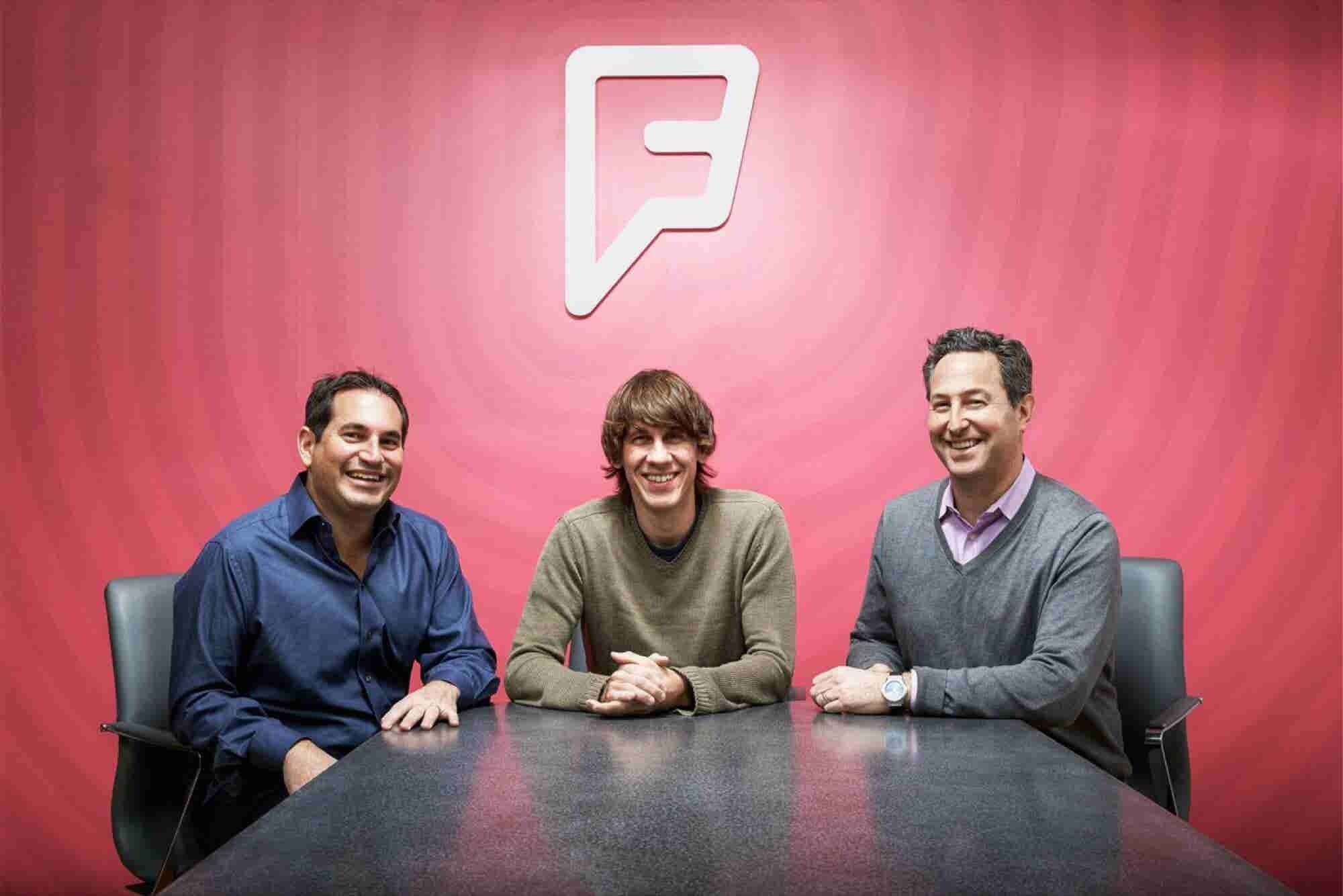 After Inventing the Check-in, Foursquare Pivots With Efforts to Sell i...