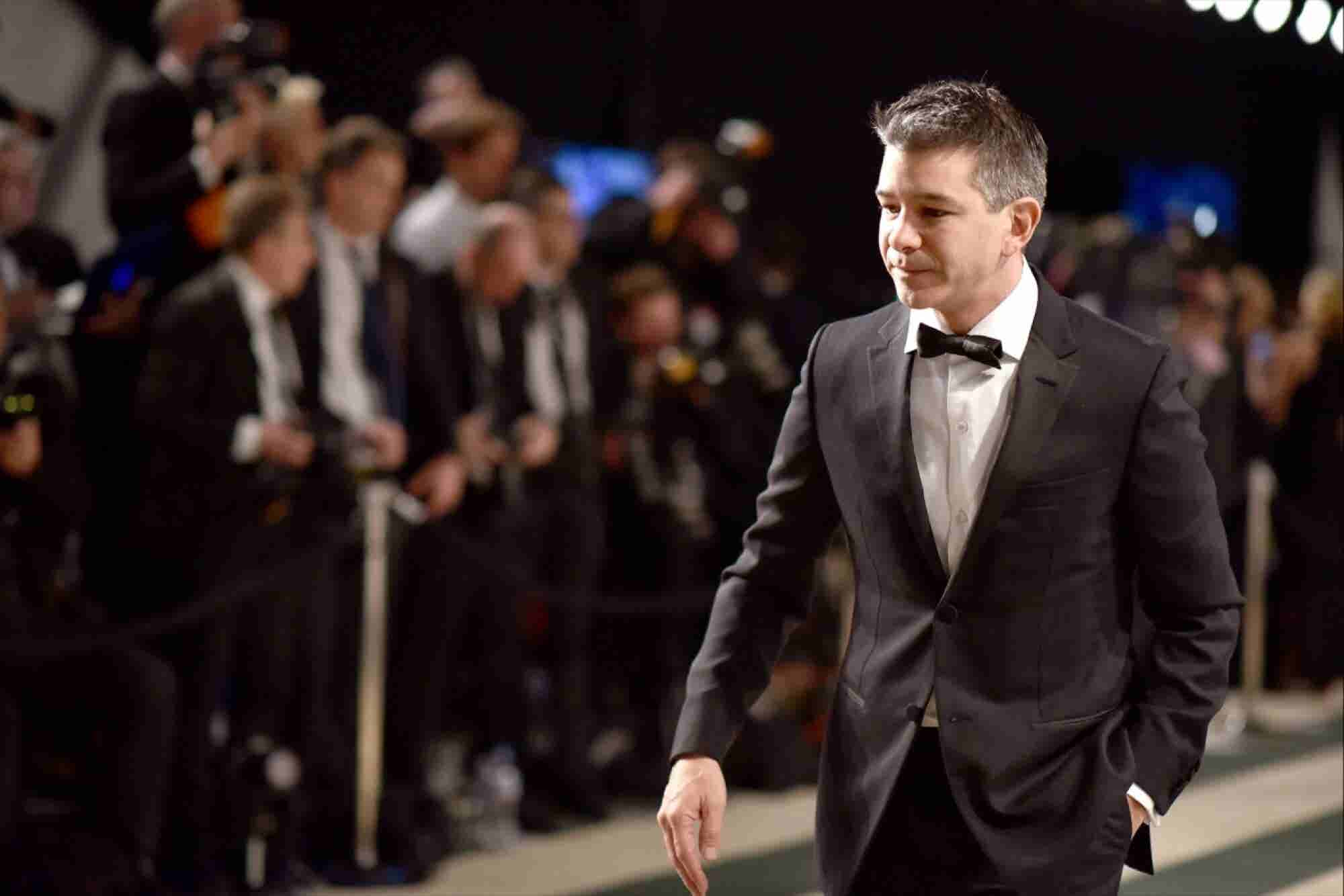 The One Thing about Travis Kalanick No One Wants to Admit